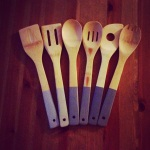 Dipped utensils